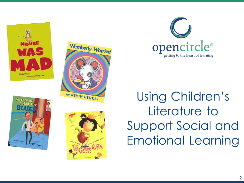 childrens literature sel