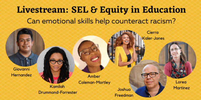 sel equity education flyer